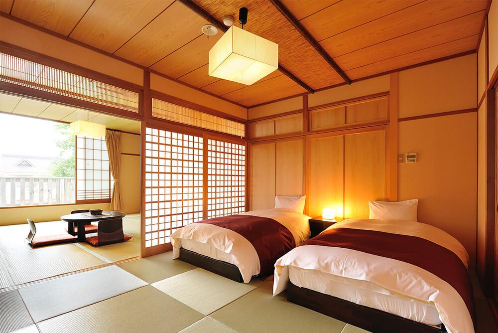 和室12+10畳ツインルームメイン画像