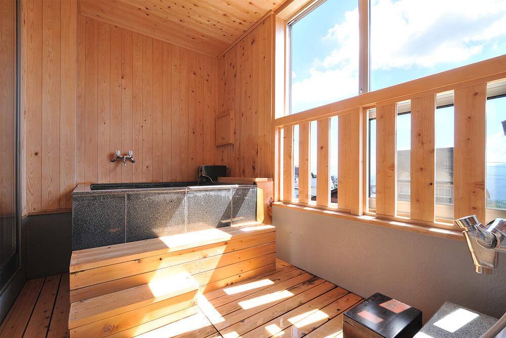 半露天風呂付和風ツインメイン画像