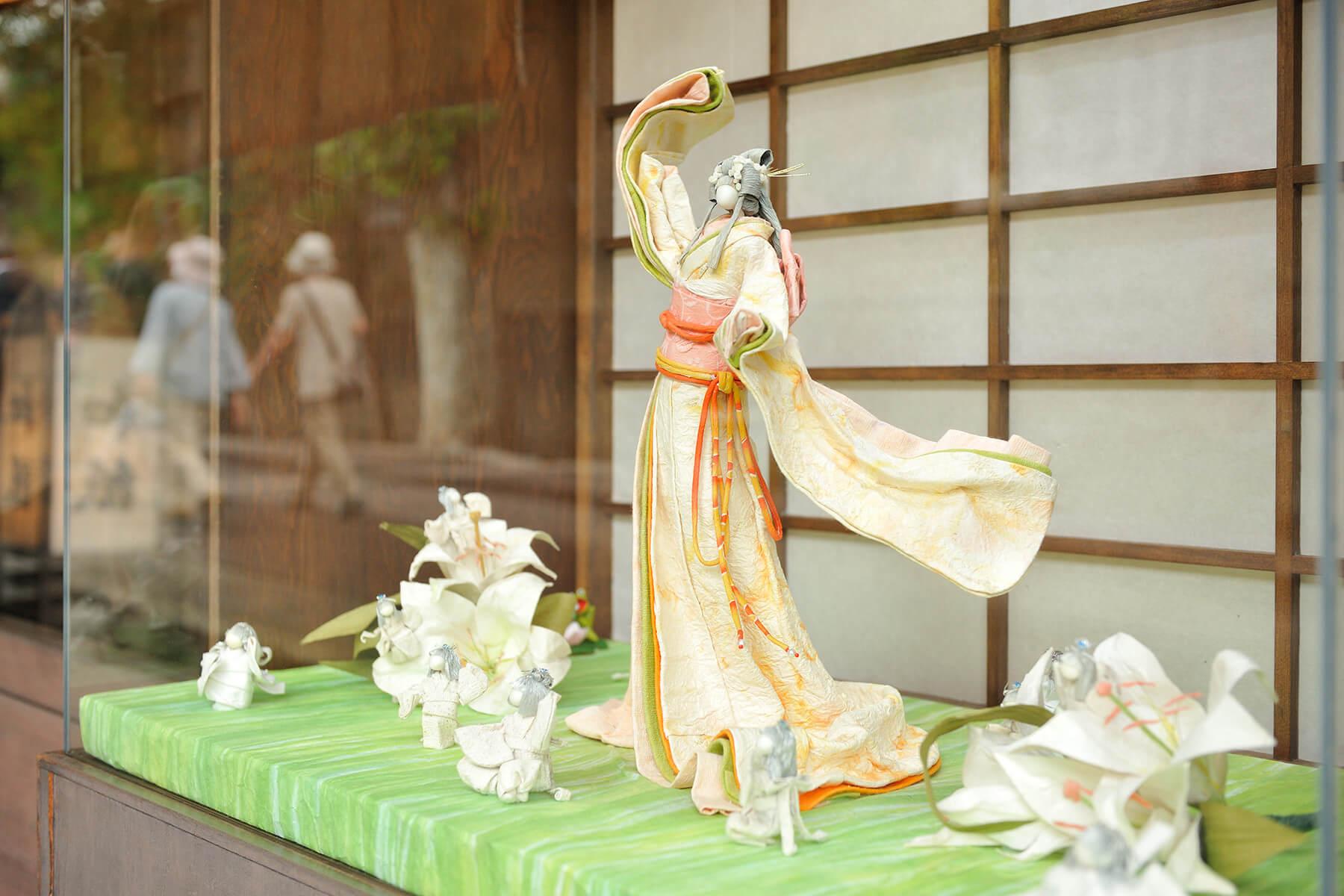 〈和紙の中條〉小布施の町に活きる伝統和紙