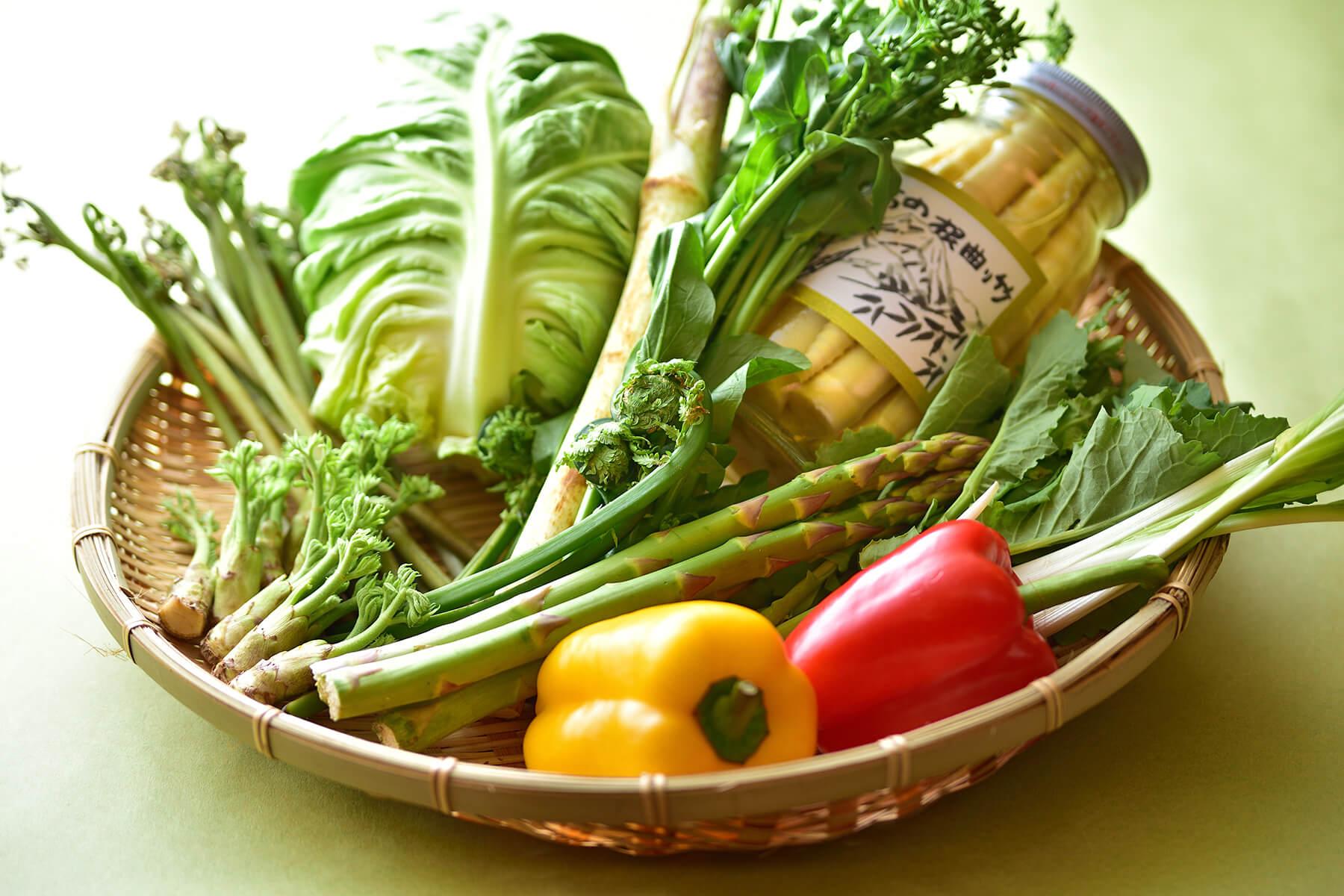 野菜 春 2020